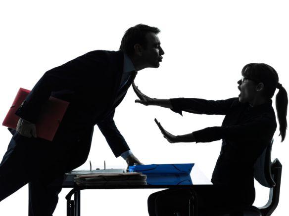 molestie sul lavoro